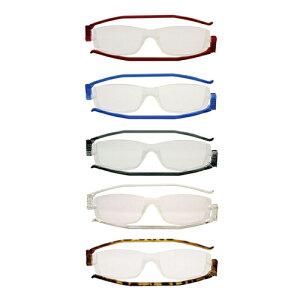 (あす楽対応)(薄くて、軽く、おしゃれな老眼鏡)(Nannini) ナンニーニ コンパクトグラス2 (Compact2) - 超うす型・折りたたみ老眼鏡!イタリア生まれのおしゃれなシニアグラス登場!グッドデザイ