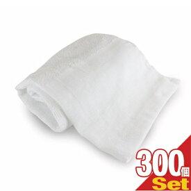 (あす楽対応)(ホテルアメニティ)業務用 フェイスタオル 平地付き 綿100% 160匁 34x85cm ×300枚セット(25ダース) - 性別を問わない清潔感のあるシンプルなデザイン。軽くて乾きやすい。 大掃除【smtb-s】