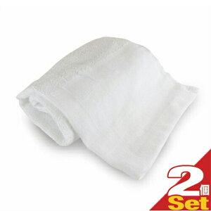 (ネコポス全国送料無料)(ホテルアメニティ)業務用 スポーツタオル(大判タオル) 綿100% 320匁 (100x40cm) × 2個セット - 性別を問わない清潔感のあるシンプルなデザイン。 少し大きめのフェイスタ