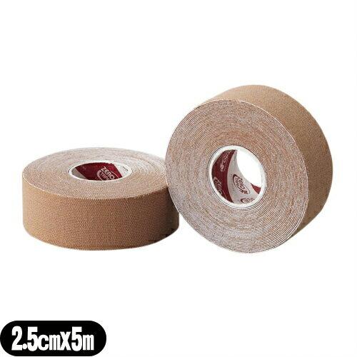 (あす楽発送 ポスト投函!)(送料無料)(テーピングテープ)ユニコ ゼロテープ ゼロテックス キネシオロジーテープ(UNICO ZERO TEX KINESIOLOGY TAPE) 25mmx5mx1巻 - 伸縮性のある綿布に粘着剤を塗布したキネシオロジーテープ(キネシオテープ)です。(ネコポス)【smtb-s】