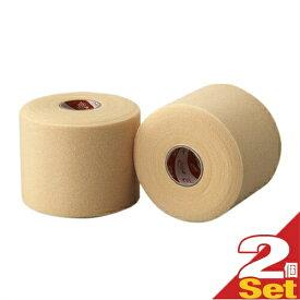 (定形外郵便全国送料無料)(テーピングテープ)ユニコ ゼロテープ ゼロアンダーラップ テープ(UNICO ZERO UNDER WRAP TAPE) 70mmx27mx2巻 - 大容量タイプ【smtb-s】