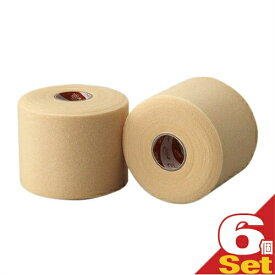 (あす楽対応)(テーピングテープ)ユニコ ゼロテープ ゼロアンダーラップ テープ(UNICO ZERO UNDER WRAP TAPE) 70mmx27mx6巻 - 大容量タイプ