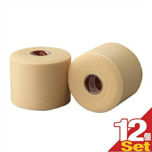 (あす楽対応)(正規代理店)(さらに選べるおまけGET)(テーピングテープ)ユニコ ゼロテープ ゼロアンダーラップ テープ(UNICO ZERO UNDER WRAP TAPE) 70mmx27mx12巻入り - 大容量タイプ