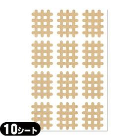 (ネコポス全国送料無料)(スパイラルの田中)エクセル スパイラルテープ Bタイプ(12ピース)業務用:10シート(120ピース) - 打ち抜きタイプの伸縮性粘着テーピング【smtb-s】