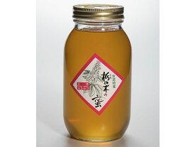【レビューを書いて10%OFFクーポンプレゼント】【ハニー松本】会津産天然蜂蜜 「栃の木の蜜」 1.2kg【送料無料】【国産・はちみつ】【10%OFFクーポンは店内全商品でご利用いただけます】