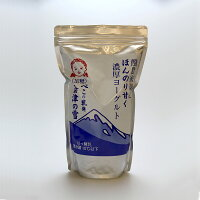 【会津中央乳業】べこの乳発会津の雪1000gパウチ入り×2個セット加糖