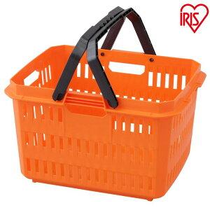 【3個セット】職人の車載ラック専用 ハードプロバスケット HPB-37 オレンジ/ブラック[収納ボックス 工具ケース 車載ラックシリーズ アイリスオーヤマ]