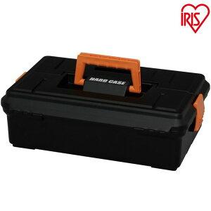 アイリスオーヤマ ハードケース 38F エコブラック[コンテナ/工具箱/工具ケース/ツールボックス/おもちゃ箱/収納/小物 /整理/片付け/アイリスオーヤマ]