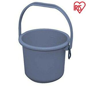 バケツ PB-8 ブルー日用品 生活用品 小物収納  ゴミ箱 ごみ箱【アイリスオーヤマ】 38