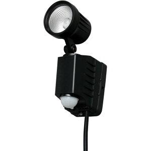 【2個セット】AC式センサーライト 1灯式 LSL-ACSN-400【昼白色 屋外 玄関 防犯グッズ 防犯用品 センサーライト LEDライト アイリスオーヤマ】