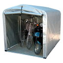サイクルハウス ワイドタイプ 厚手シート 3S-SVU送料無料 自転車 ガレージ スタンド 3台 自転車スタンド 自転車3台 ガレージスタンド スタンド自転車 ...