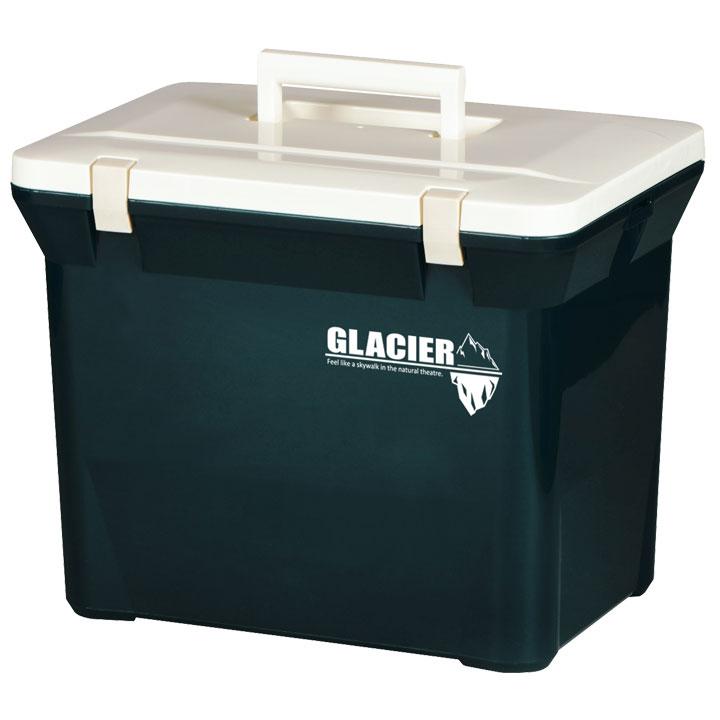 グレイシャークーラー28L DBL クーラー 保冷 クーラーバッグ ボックス 保冷バッグ 釣り BOX アウトドア キャンプ クーラーボックス クーラーBOX 保冷ボックス ボックスクーラー BOXクーラー ボックス保冷 伸和 【D】【送料無料】