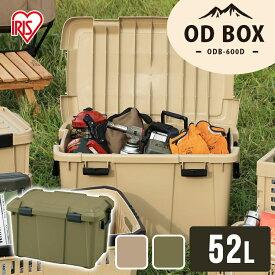 OD BOX ODB-600D 全2色 ODBOX BOX ODボックス 収納ボックス 収納ケース 工具入れ DIY 工具 収納 ボックス ぼっくす 取っ手付き OD シンプル 丸洗いOK シンプル 保管 アイリスオーヤマ【ssng】