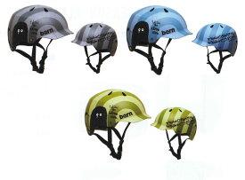 【在庫限最終特価】 bern (バーン)ヘルメット [ WATTS 神山隆二モデル JAPAN FIT @13000] オールシーズンタイプ