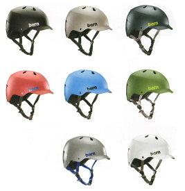 bern (バーン)ヘルメット [ WATTS JAPAN FIT @9800]オールシーズンタイプ 【正規代理店商品】