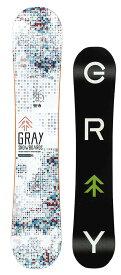 【在庫限最終特価】 GRAY SNOWBOARDS [ TRICKSTICK @86000] グレイ スノーボード 安心の正規品【送料無料】