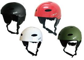 W.S.P [ WATER WILD HELMET 2 @6800] ウォータースポーツ用 超軽量 ヘルメット BAYLEAF WSP HELMET