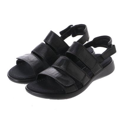 エコー ECCO SOFT 5 SANDAL (Black)