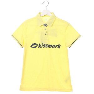 【アウトレット】キスマーク kissmark レディース ゴルフ 半袖シャツ KM-1H457P