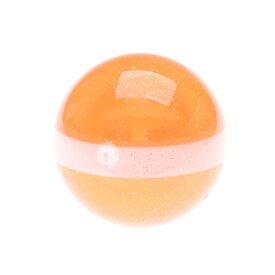 アシックス asics グラウンドゴルフボール ハイパワーボール ストレート GGG330 (オレンジ)