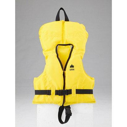 ロゴス LOGOS ジュニア マリン ライフジャケット フローティングピローベスト子供用 66812300
