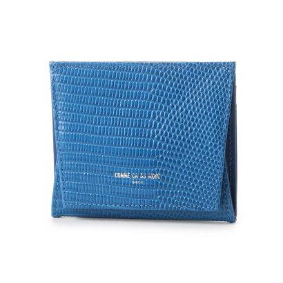 コムサデモード サックス COMME CA DU MODE SACS 革小物 (ブルー)