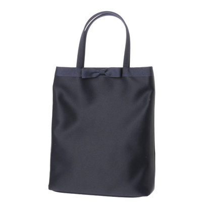 ソリテール SORITEAL 濃紺お受験手提げバッグ (ネイビー) [フォーマル雑貨]