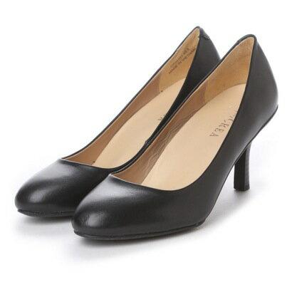 【アウトレット】【ガマンしない靴】クレア CREA パンプス (ブラック)【雑誌CREAコラボ商品】