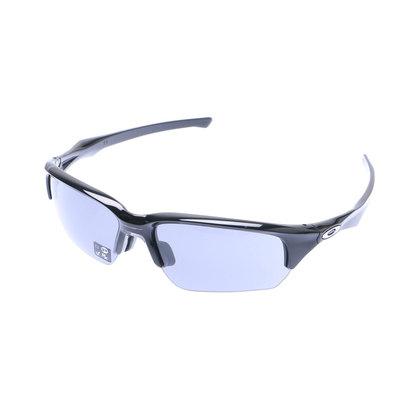 オークリー OAKLEY メンズ レディース サングラス Flak Beta (A) Pol Black w/ Grey 93720165