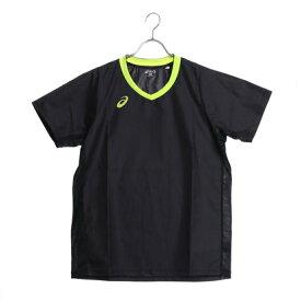 【アウトレット】アシックス ASICS バレーボール 半袖Tシャツ 半袖ウオームアップシャツ XWW624