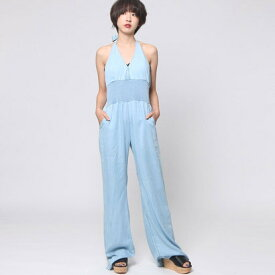 【アウトレット】ゲス GUESS DENIM JUMPSUIT (COTE D AZUR)