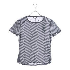 【アウトレット】アディダス adidas レディース 陸上/ランニング 半袖Tシャツ RESPONSE グラフィックTシャツW BS2890