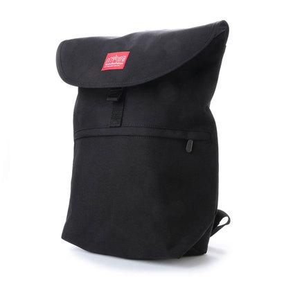 マンハッタンポーテージ Manhattan Portage Jefferson Market Garden Backpack (Black)