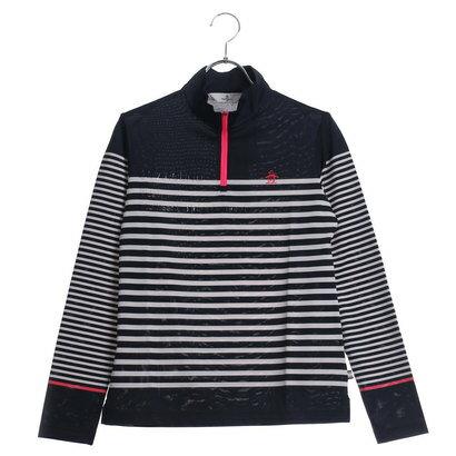 マンシングウエア Munsingwear レディース ゴルフ 長袖シャツ(ニット) JWLK106