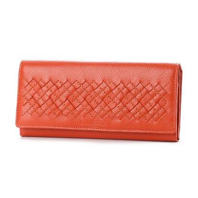 ミチコ ロンドン MICHIKO LONDON 長財布 (オレンジ)