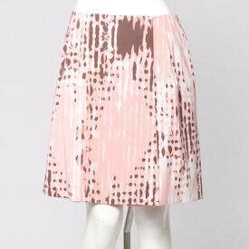 【アウトレット】シンクロ クロッシングズ synchro crossings サーフェイスオブウォータプリントスカート (ピンク)