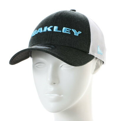 オークリー OAKLEY ユニセックス ハット HEATHER NEW ERA HAT 911523-6CR