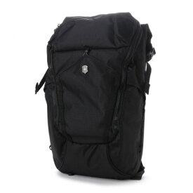 【アウトレット】ビクトリノックス Victorinox デラックス ロールトップ ラップトップ バックパック (ブラック)