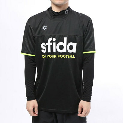 スフィーダ sfida サッカー/フットサル レイヤードシャツ プラクティスシャツインナーセット SA-17A01