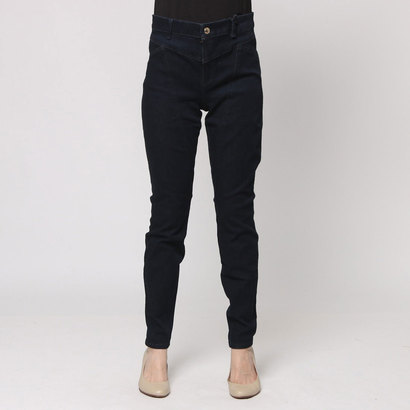 【アウトレット】ゲス GUESS HIGH-WAIST ADDIE MAX STRETCH DENIM JEGGINGS (SILICONE RINSE)