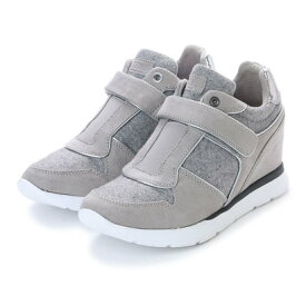 【アウトレット】ゲス GUESS LUKKA WEDGE SNEAKERS (GREY)