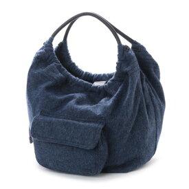 カンペール CAMPER BALLOON WOOLトートバッグS (ブルー)