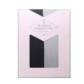 ナンバートゥエンティワン NUMBER TWENTY-ONE レッグウエア (ブラック)