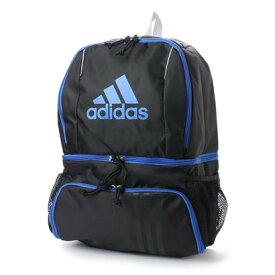 アディダス adidas サッカー フットサル バックパック ボール用デイパック ADP27BKB
