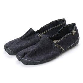 タビリラ たびりら [TBR-001] 足袋型コンフォート・シューズ たびりら (デニム)
