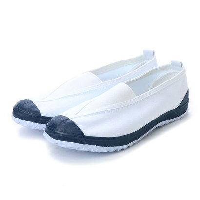 ケーズプラス K's PLUS 上履き 子供用・大人用 学校靴・軽作業 (NAVY)