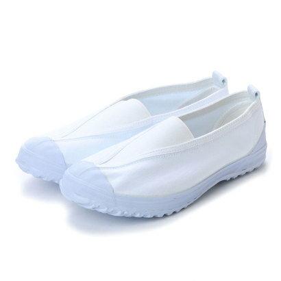 ケーズプラス K's PLUS 上履き 子供用・大人用 学校靴・軽作業 (WHITE)