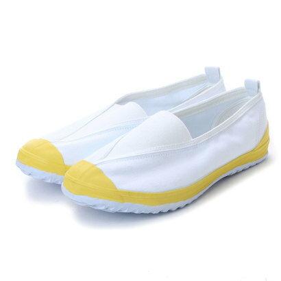 ケーズプラス K's PLUS 上履き 子供用・大人用 学校靴・軽作業 (YELLOW)