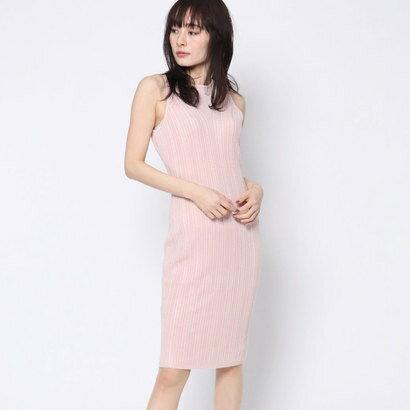 ゲス GUESS GEMMA STITCH MIX SWEATER DRESS (CAMEO ROSE)