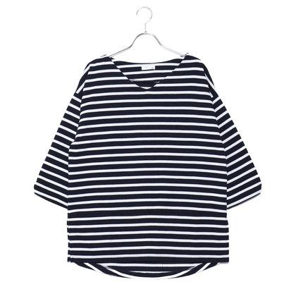 イグニオ IGNIO レディース リップルVネックシャツ(半袖)